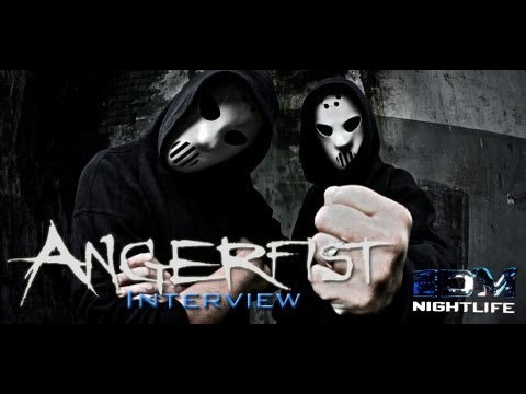 Angerfist Interview