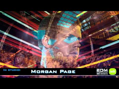 Interview with Morgan Page