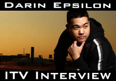 Interview with Darin Epsilon – ITV Network