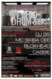 World of D&B Las Vegas