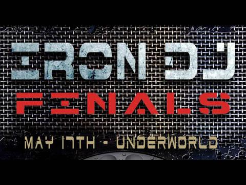 IRON D.J. – DJ Competition