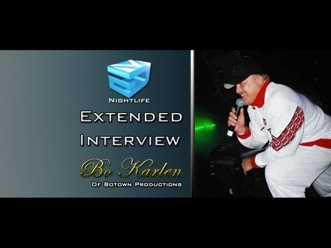 Extended Interview with Bo Karlen – Botown Productions