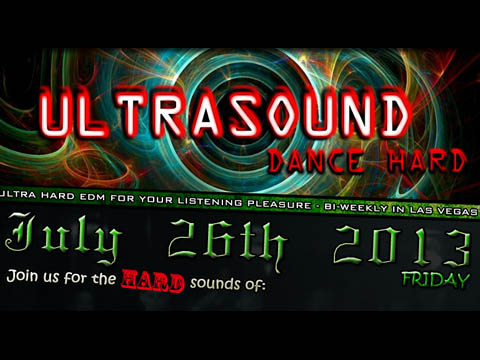 ULTRASOUND – Las Vegas' Hard Dance Bi-Weekly