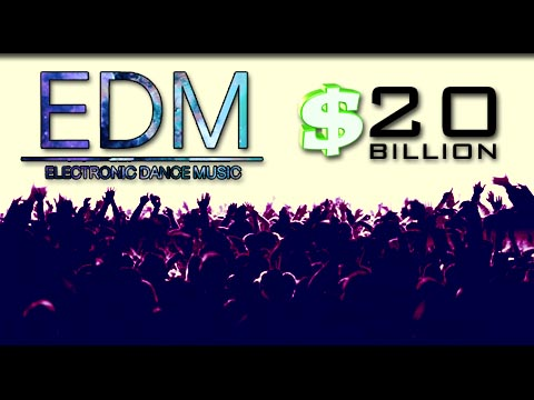 Wall Street White Paper Values EDM Industry At $20.0 Billion
