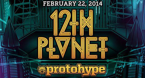 12th Planet – Smog City Tour – February 22nd 2014