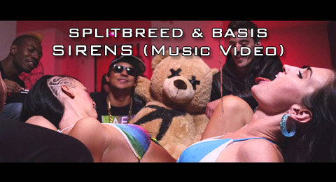 OUT NOW: Splitbreed & Basis – Sirens (Official Music Video)