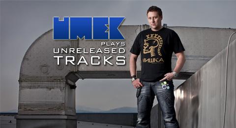 UMEK Showcases Unreleased Tracks – Behind The Scenes