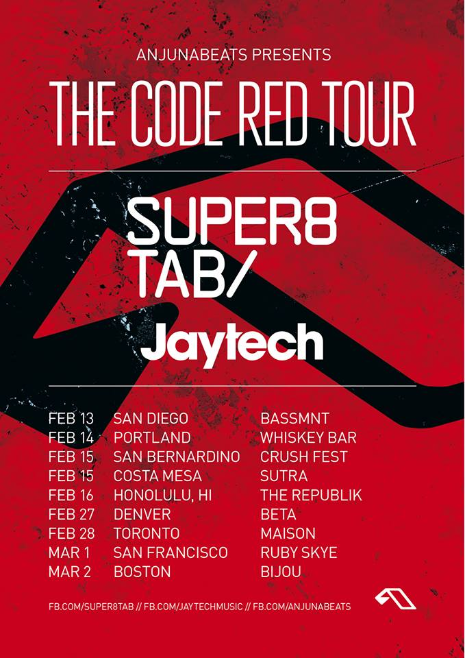 Code Red Tour