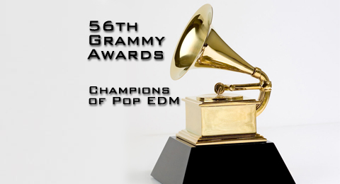 56th Grammy Awards – The Winners of Pop EDM