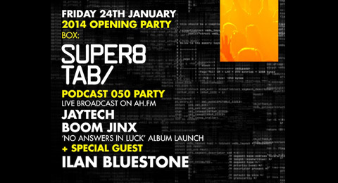 #SuperTab50 Live from Ministry of Sound