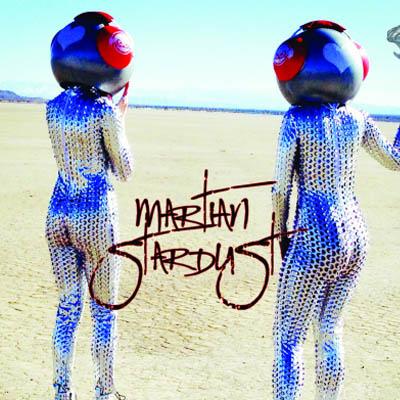 Kalm Kaoz's Interplanetary Video Premiere: Martian Stardust