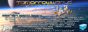 Tomorrowworld of Lilly Ann - Facebook Cover Image