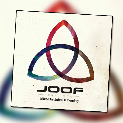 """John 00 Fleming's 4-Hour 42-track """"J00F Editions"""" Compilation"""