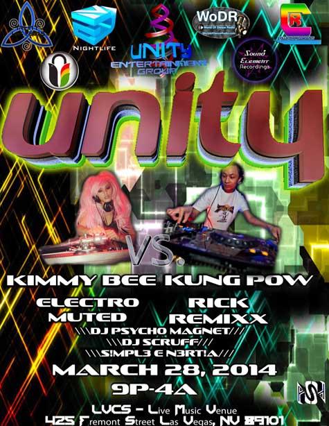 Unity - March 28th 2014