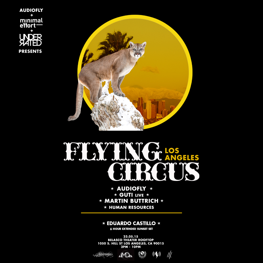 Flying Circus Los Angeles 2015