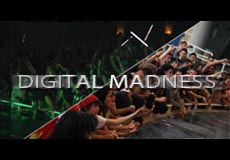 A Day and Night of Digital Madness