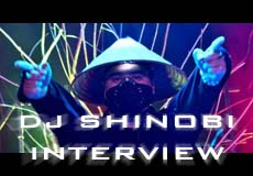 Interview with DJ Shinobi