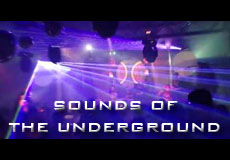 A Night at Sounds of the Underground