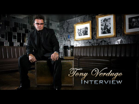 Interview with Tony Verdugo