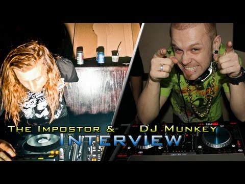 Interview with DJ Munkey and The Impostor – Wicked Wednesday