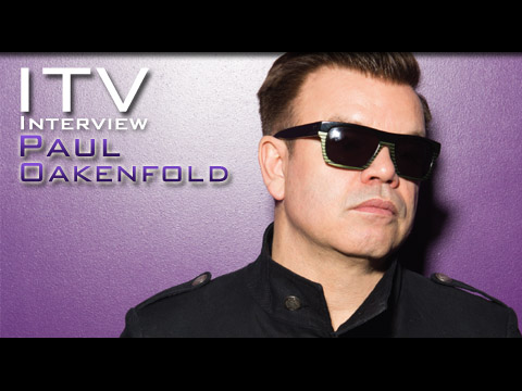 Paul Oakenfold Interview – The DJ Sessions / ITV