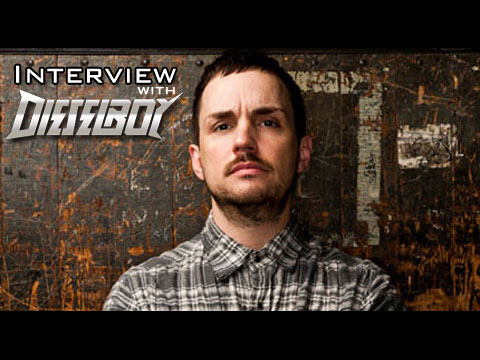 Interview with Dieselboy