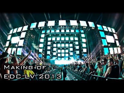 Building of EDC 2013 LV – Timelapse