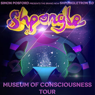 Shpongle – The Museum of Consciousness Tour
